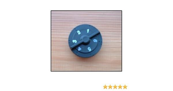 79145 79152 Storage Heater Input // Output Control Knob For Creda 79144 79151