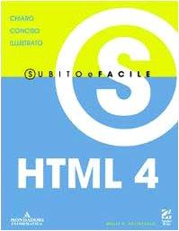 HTML 4 subito e facile