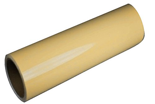 F-D24 | Farbige Selbstklebefolie | Seiden Matt Beige | 60cm x 200cm TOP ! | Klebefolie Dekofolie Plotterfolie Bastelfolie | XXL Format - 2