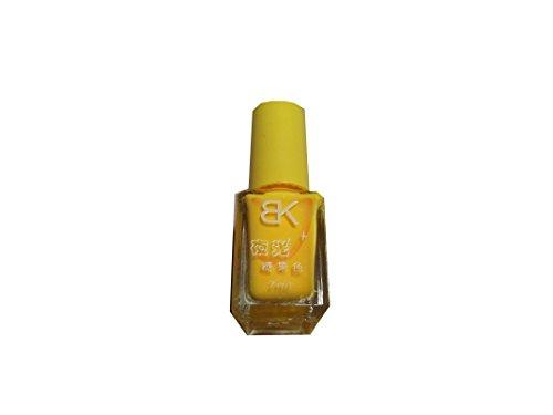1 Stk. Nail Polish Nachtleuchtend Fluorescent Nagellack gelb #02 -