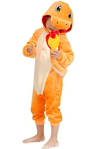 YAOMEI-Nios-Unisexo-Onesies-Kigurumi-Pijamas-2018-Nia-Traje-Disfraz-Animal-Pyjamas-Ropa-de-Dormir-Halloween-Cosplay-Navidad-Animales-de-Vestuario