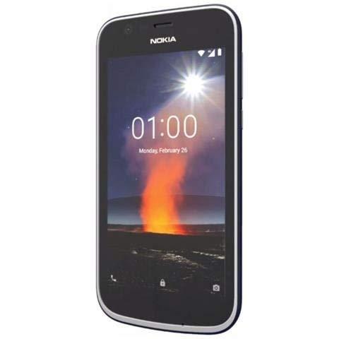 Nokia 1 Smartphone, Memoria Interna da 8 GB, Dark Blue