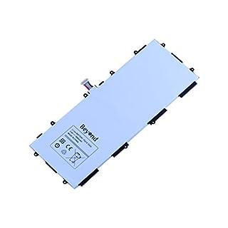 Replacement BEYOND Batterie pour SAMSUNG GT-P5200, GT-P5210, T4500E, P5200 P5210, SAMSUNG Galaxy Tab 3 10.1,. [3.8V 6800mAh, 12 mois de garantie]
