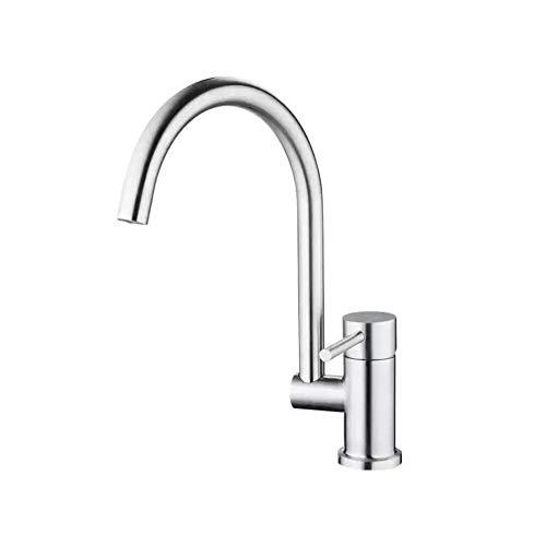 Küche Bad Doppel Mit 304 Edelstahl-Spezial Wasserhahn
