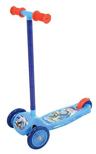 Thomas & Friends m14229Tilt N Turn Scooter Spielzeug