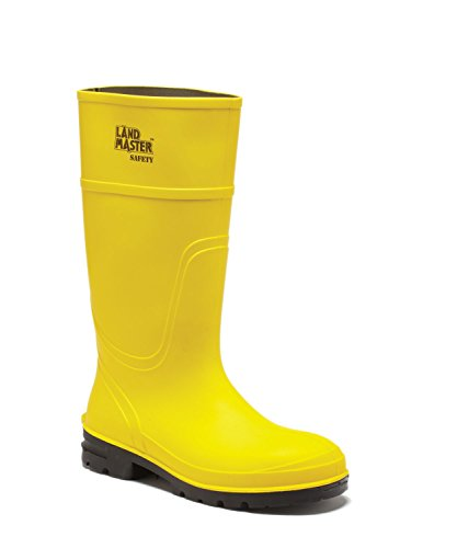 Dickies Landmaster Safety Wellington Boot, Green