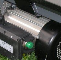 STAHLMANN® Holzspalter 7 Tonnen / 520mm liegend (inkl. Spaltkreuz und Tisch!) mit stufenlos verstellbaren Spaltweg bis max. 520 mm! TÜV/CE zertifiziert! - 9