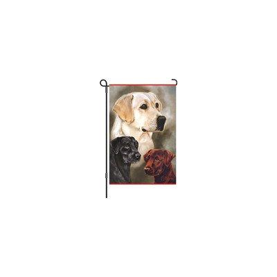 Premier Kites 12in Garten Flagge–Labrador von Premier Designs auf Gartenmöbel von Du und Dein Garten