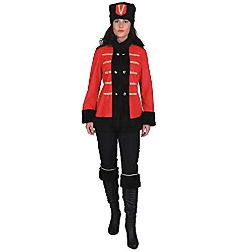 Kostüm Kosaken - Kosaken Kostüm Damen Gr 42