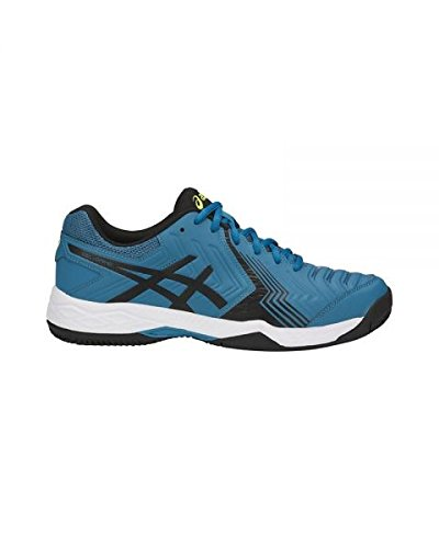 ASICS Herren Tennisschuhe Outdoor Gel-Game 6 Clay blau/schwarz (959) 45EU
