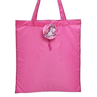 PureDay Faltbare Einkaufstasche - Einhorn