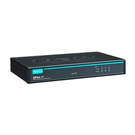 Rs 422-hub ((DMC Taiwan) 4 Port USB-to-Serial Hub, RS-232/422/485, W/Isolation)