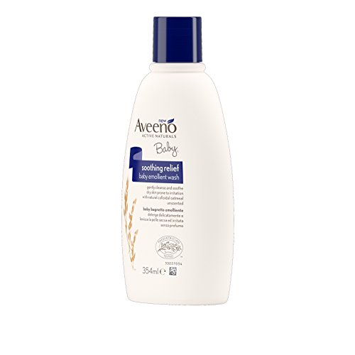 Aveeno Baby Soothing Relief Bagnetto Crema Emolliente 223ml