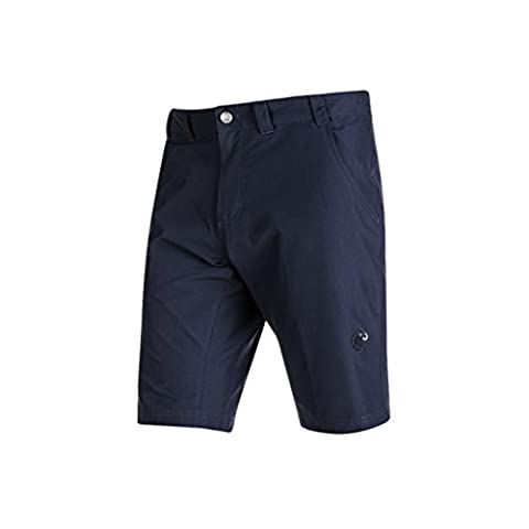 Mammut Herren Outdoor Hose Hiking Shorts Men Blau Wandern Trekkinghose