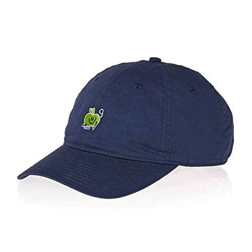Element Yawyd Dad Cap One Size Blueberry Brushed Twill Front Cap