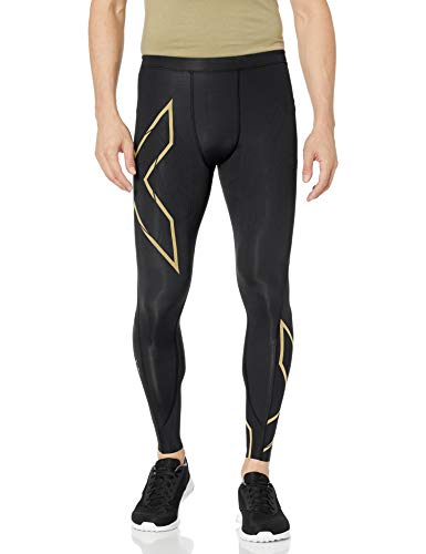 2XU Collants de Compression Elite MCS pour Hommes G2, Noir, M