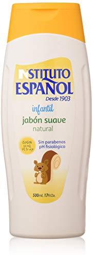 Instituto Español Jabón Suave Infantil 500 ML
