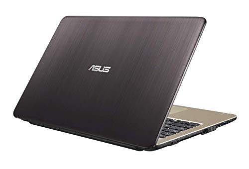 (Renewed) Asus Vivobook X540MA-GQ024T 15.6-inch Laptop (Intel Celeron N4000/4GB/500GB/Home windows 10/Built-in Graphics), Chocolate Black Image 8