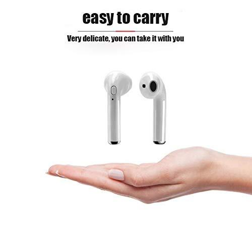 TWS Bluetooth Headset/Bluetooth Headset Mit Ladefach Box Stereo/Mini Wireless Headset/Sport Bluetooth Headset,White Bluetooth-headset, White Box
