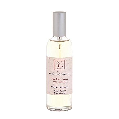 Parfum d'intérieur Bambou-lotus COLLINES DE PROVENCE