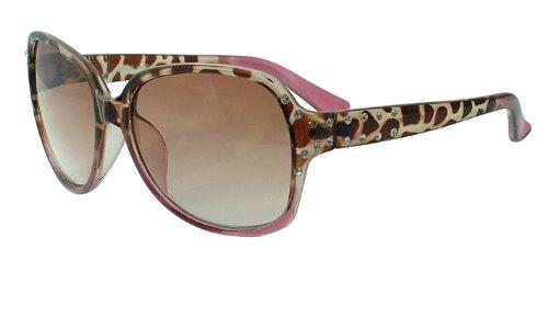 About Eyes SR164 Bella - Vergrößerung +1.00, braun diamante Bild bereit-zu-tragen Lesesonnenbrillen, 1er Pack (1 x 1 Stück)