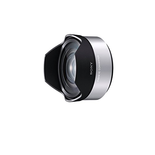 Sony Vclecf1 Fisheye Conversion Lens (black)