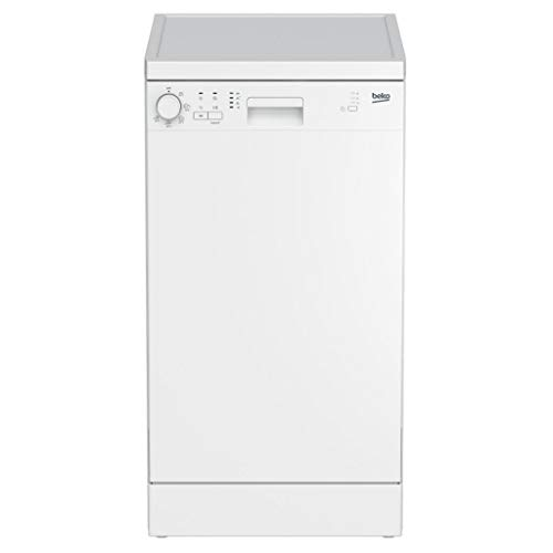 Beko DFS05013W lavavajilla Independiente 10 cubiertos