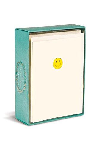 Boxed Notes: Smiley Face - Gruß- und Geschenkkartenbox mit Kuverts: Lächelndes Gesicht: 10 Gruß- und Geschenkkarten mit passenden Umschlägen (Store-gruß-karten)