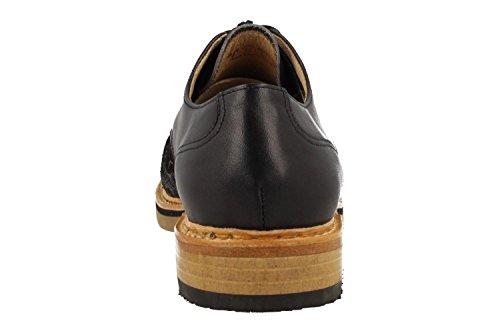 Neosens Shoe S924 Fantasy Albilla Ebony Marino Blu