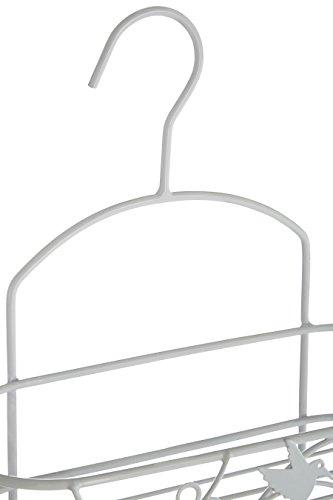 Rational Tesa Aluxx Duschablage für Die Ecke, Zweistöckig, Aluminium, Verchromt, Rost Badzubehör & -textilien