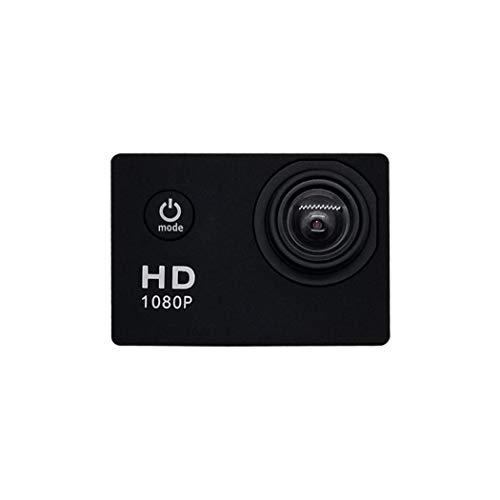 fnemo Sportkamera,2 Zoll LCD-Bildschirm 1080P HD Action-Kamera 140 Grad Weitwinkelobjektiv Sportvideokameras