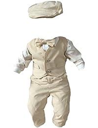 Sixforkids - Ropa de Bautizo - para bebé niño