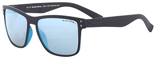 Basta DOTS Sonnenbrille Black/Blue Mirror Polarized
