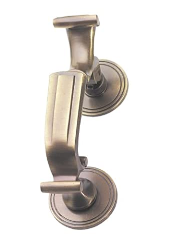 Antique Finish on Solid Brass 8