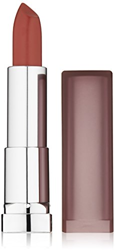 Maybelline New York Color Sensational Creamy Matte Lip Color, Nude Nuance, 4.2g