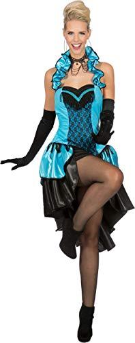 Wilbers & Wilbers Saloon Damen Kostüm Can Can Western Cabarett Burlesque