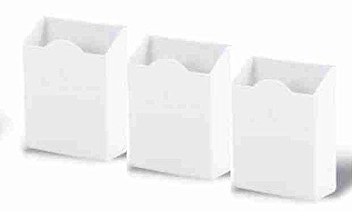 3 x zigarettenschachtel etui Zigaretten Zigarettenbox Box 3 Zigaretten-etui