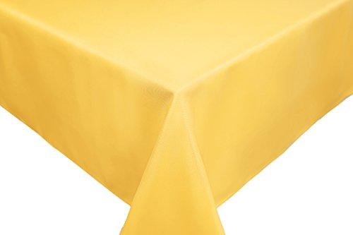 e Textil Eckig 140 x 200 cm, Farbe wählbar (Gelb) ()