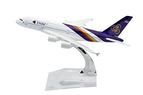 tang-dynastytm-1400-16cm-air-bus-a380-thai-airways-metal-airplane-model-plane-toy-plane-model