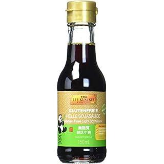 LEE KUM KEE Sojasauce, glutenfrei, 4er Pack (4 x 150 ml)
