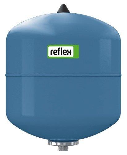 Reflex Membran-Druckausdehnungsgefäß refix DE blau, 10 bar 33 l 7303900 - Europa Bad Bar