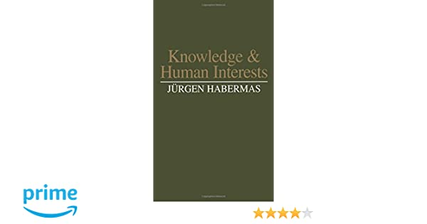 Habermas Knowledge And Human Interests Pdf