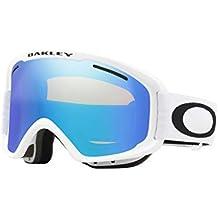 035eda806 Oakley Maschera da Sci O2 XM OO 7066 MATTE WHITE/VIOLET IRIDIUM PERSIMMON  unisex