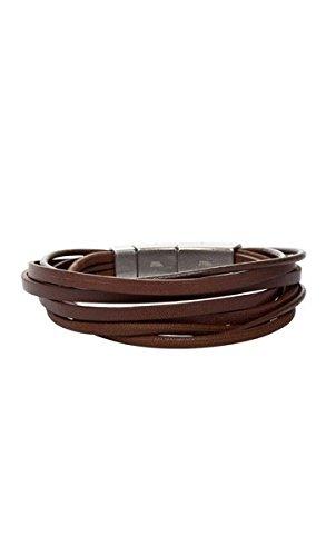 FOSSIL-Armband-JF86202040-Leder-braun