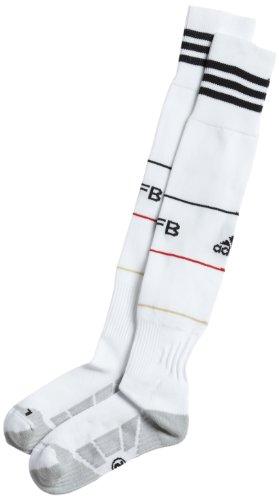 adidas Herren Socken DFB Home, weiß, 37 - 39, X21217 (Weiße Adidas Fußball Handschuhe)