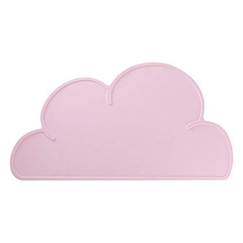 YINGXINXWM Baby Kind Isolierung Silikon Pad Esstisch Küche Tischset Fußmatte Tischset Tp899@Hell-Pink