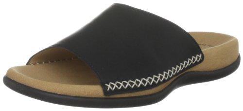 Gabor Shoes 4370527, Damen Clogs & Pantoletten, Schwarz (schwarz), EU 38