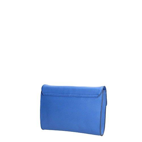 BORSETTA DONNA montreal tracolla blau, blau