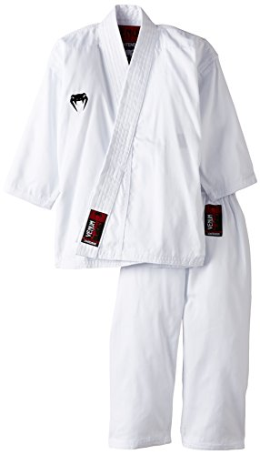 Venum Jungen Karateanzug Contender, Weiß, 150