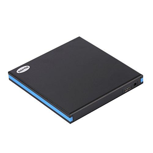 cipotziz Externe Blu-Ray-Laufwerk Combo, USB 3.0Aluminium 3D Blu-ray Disc Spieler & DVD/CD-RW...